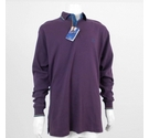 Five Gold Rugby Sweatshirt Purple BNWT Size: L