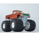 Majorette Toyota Crazy Monster Truck No 2011-2014 1:56