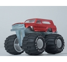 MAJORETTE FIRESTORM MONSTER TRUCK No 2013-2016 1:64