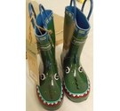 Cotswold Collections Crocodile Puddle Boots Green Size: Other