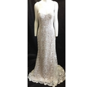 BNWT Willowby by Watters Ivory Lace Marseilles Wedding Dress Size S