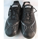Kipsta football boots black Size: 10.5