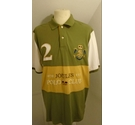 Joules Polo Club Top Green Size: XL