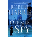 An Officer and a Spy, Signed by Author