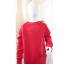 Tommy Hilfiger children's jumper Red Size: 6-7