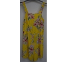 New Look Playsuit Yellow Size: 8