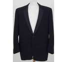 Chas Whitelock Evening Jacket Black Size: M