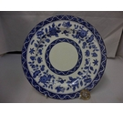 Vintage Royal Doulton Blue and White Side Plate