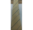 Harvey Nichols Silk Tie Beige Size: One size