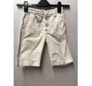 Diesel Industry Striped Trousers- Beige- Size: 3 - 4 Years