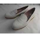 NEXT FOREVER SLIP-ON SHOES WHITE Size: 6