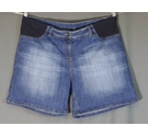 Next Maternity shorts blue Size: 18