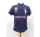 Polo by Ralph Lauren Polo Shirt Navy Size: S