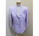 Eastex jacket and skirt pairing violet Size: M