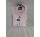 M&S Marks & Spencer Slim fit cotton shirt Pink Size: M