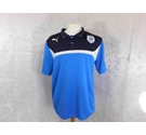 Puma Huddersfield Town Football polo shirt Blue Size: L