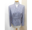 Austin Reed Suit Jacket and Skirt Grey Size: 12