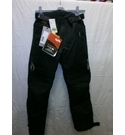 Richa Motorcycle Trousers Black Size: M