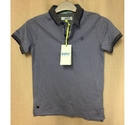Ted Baker Polo Shirt Blue Patterned Size: 5 - 6 Years