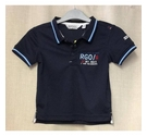 Regatta Polo Shirt Navy Blue Size: 3 - 4 Years