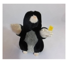 Steiff mole stuffed toy