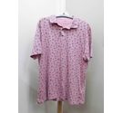 M&S Collection Polo shirt Pink Size: XL