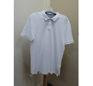 M&S Polo shirt White Size: M