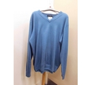 James Pringle v-neck jumper Blue Size: XL