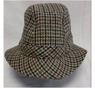 Unbranded Hunter Hat in Light Tweed Size: X-Large