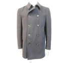 Charles Tyrwhitt Double Breasted Coat Black Size: L