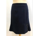 Mr & Mrs MacLeod Skirt Blue Size: 14