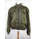 Arlen Ness Protective Motorcycle Jacket Green Size: L