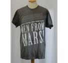 War of the Worlds NEW Cotton T-Shirt Grey Size: L