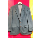 Savoy Taylors Guild Cashmere Coat Green Size: M