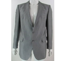"VINTAGE Austin Reed 40""Wool & Mohair Mix Jacket Grey Size: M"