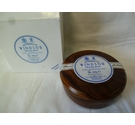 Windsor Shave Soap Dark wood bowl Mahogany Size: 100g