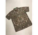 Unbranded Batik short sleved shirt Multi-coloured Size: M