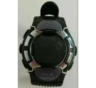 Kyto Calorie pulse watch black