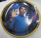 Star Trek 25th anniversary commemorative collection Spock