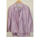 Gerry Weber AS NEW 3 Piece Suit with Bag Lilac Size: 16