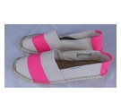 Soludos Casual Shoes Cream/ Pink Size: 7
