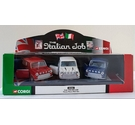 Corgi No 05506 The Italian Job - 3 piece Mini Cooper set in original box