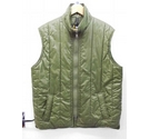 Barbour vintage two crests, 80s gilet green Size: L
