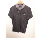 Ted Baker Polo Top Grey Size: M