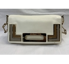 Anya Hindmarch Over the sholder bag Cream with gold Size: One size