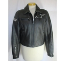 Alpinestars Ladies Motorcycle Jacket Black Size: 10