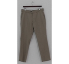 Marks & Spencer Straight Leg Trousers Stone Size: 34""