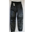 Alpinestars BNWT Ladies Leather Trousers Black Size: 4