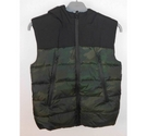 NWOT Marks & Spencer Bodywarmer Green and Black Size: 9 - 10 Years