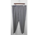 NWOT Marks & Spencer Savile Row Inspired Trousers Grey Checked Size: 38""